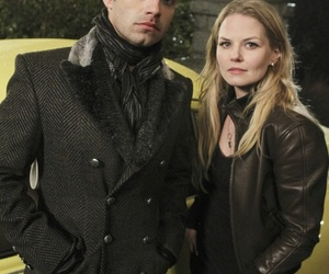 once upon a time, Jennifer Morrison, and sebastian stan image