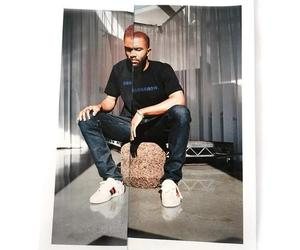 frank ocean, chanel, and blonde image