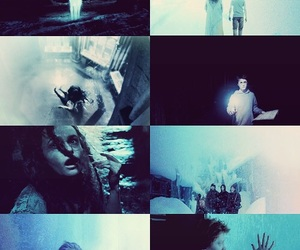 harry potter and blue image