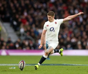 rugby, owen farrell, and england rugby image