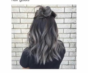 goals and hair image