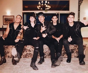 boys, erickbriancolon, and cnco image