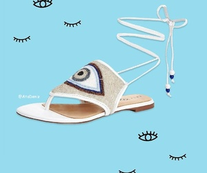 summer, new trend, and sandals image