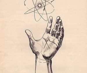 science, atom, and chemistry image