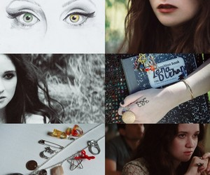 aesthetic, beautiful creatures, and lena duchannes image