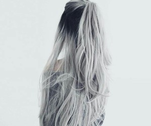 grey, iloveit, and hairstyle image