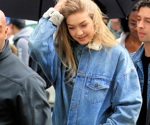 gigi hadid, gigi, and girl image
