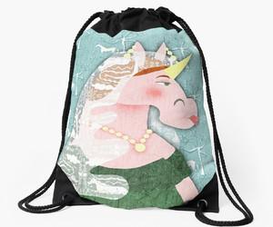 unicorn, unicorns, and fashion image