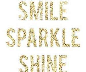 smile, sparkle, and wallpaper image