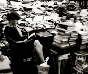 lectores, books, and readers image