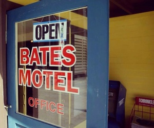 bates motel, indie, and aesthetic image