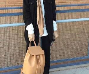 bags and hijab image