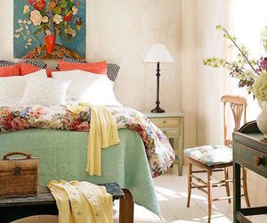 spring decorating ideas image