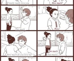 anime, neji, and sai image