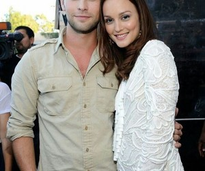 gossip girl, leighton meester, and Chace Crawford image