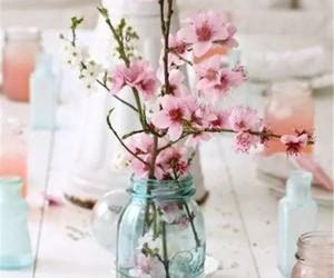 цветы, весна, and красота image