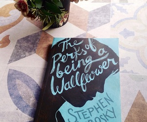 book, movie, and the perks of being a wallflower image