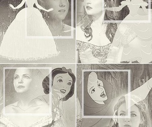 cinderella, aurora, and belle image