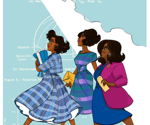 woman and hidden figures image