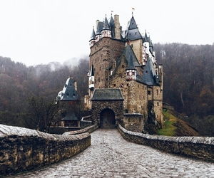 castle, germany, and places image
