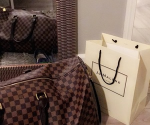 luxury, rich, and louisvuitton image