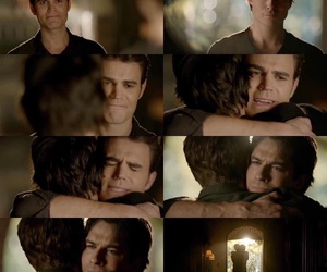 brother, final, and the vampire diaries image