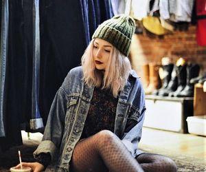 grunge, fashion, and girl image