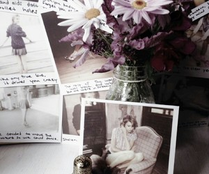 flowers, polaroid, and taylorswift image