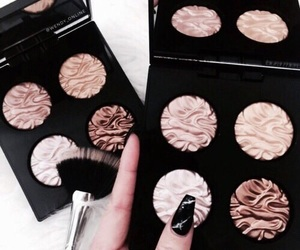 beautiful, eyeshadow, and hipster image
