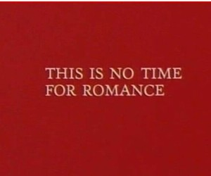 red, quotes, and romance image