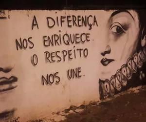 brasil, conselho, and grafite image