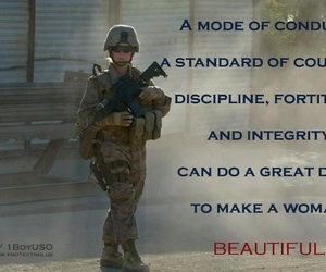 army, power, and integrity image