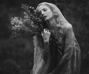 black, gothic, and photography image