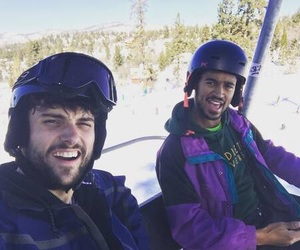 jack falahee, alfred enoch, and actor image