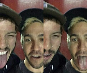 fall out boy, pete wentz, and twenty one pilots image