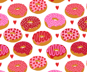 background, food, and love image