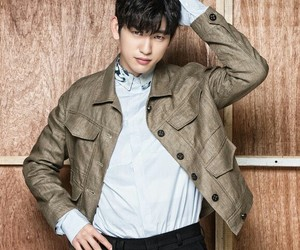 junior, k-pop, and park jinyoung image