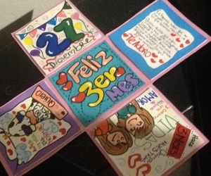 amor, dibujos, and frases image