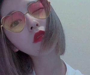 bob, fashion, and girl image
