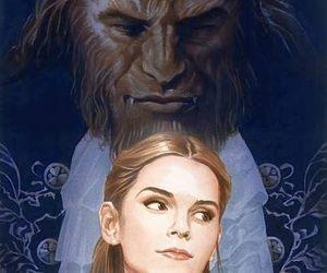beauty and the beast, disney, and emma watson image