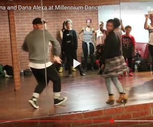 choreography, dancer, and matt steffanina image