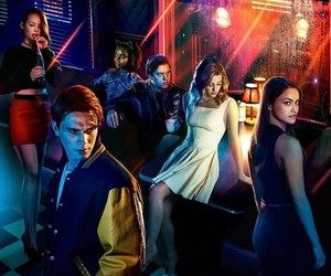 riverdale, Betty, and cole sprouse image