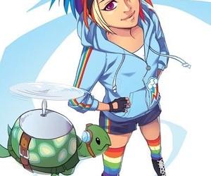 rainbow dash image