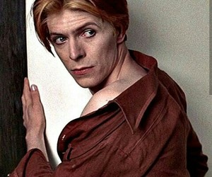 david bowie, Hot, and the man who fell to earth image
