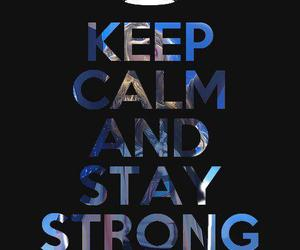 demi lovato, stay strong, and keep calm image