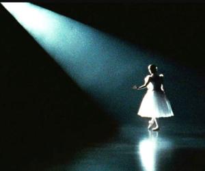 ballet, black swan, and ballerina image