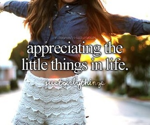 life, quote, and just girly things image