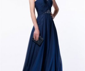 strapless prom dresses and navy blue prom dresses image