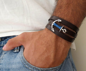 mens jewelry, gift for men, and gift for him image