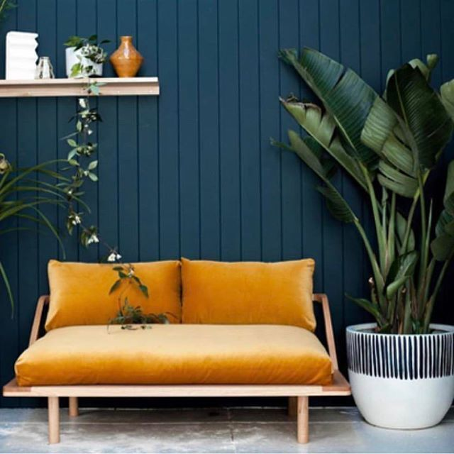 green, hipster, and interior image